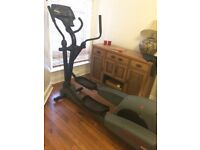 Life Fitness 9100 Cross trainer, Elliptical trainer
