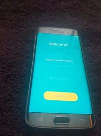 Samsung Galaxy S6 Edge - 128GB UNLOCKED - GOOD CON - SIGNAL ISSUES, s4 s5 s7 note 3 4 5s 6 6s 7 plus