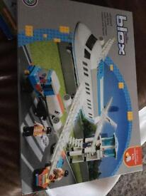Blox bumper airport set