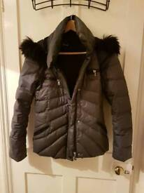 Womens Harrods Puffa Jacket Size 10