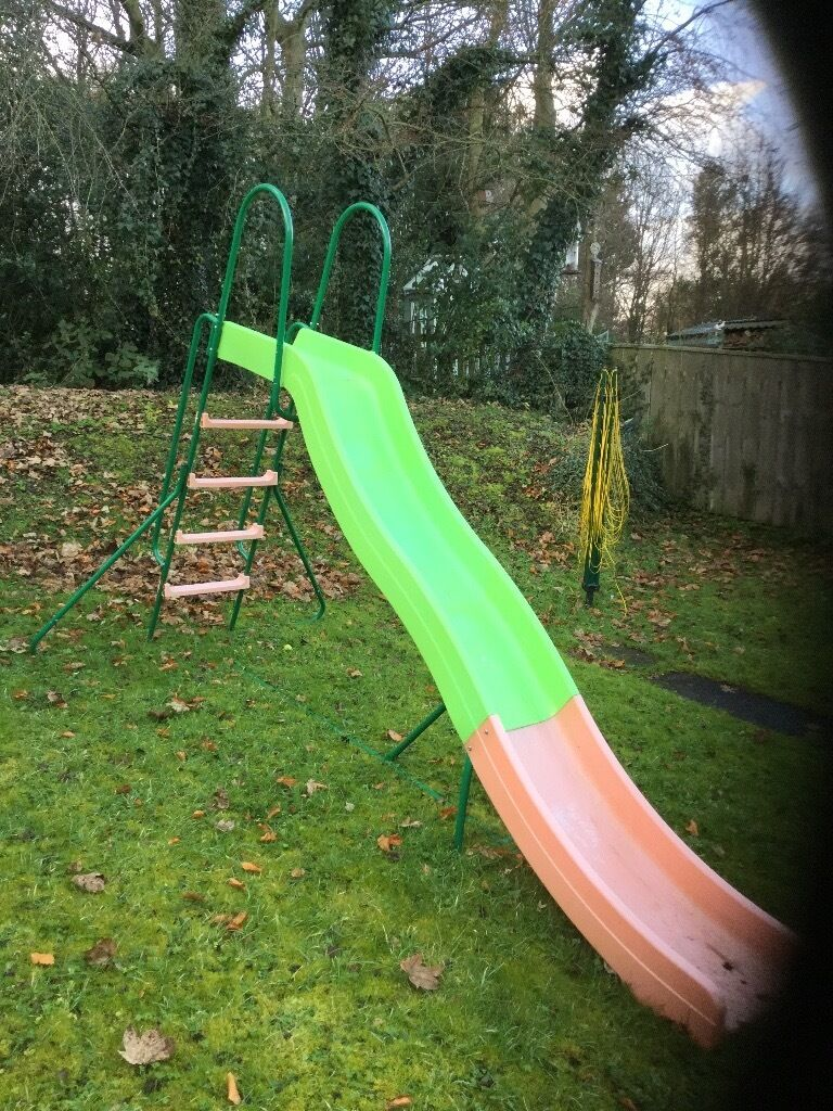 10 ft (300 cm) Slide with ladder