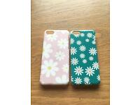 Two Floral Print iPhone 5c Cases