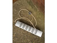Small heater for shed/greenhouse