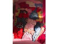 Girls 12/18months & 1-1half clothes bundle