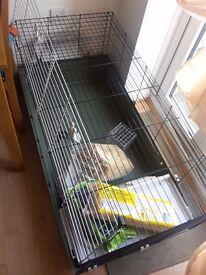 Large indoor rabbit home. New.