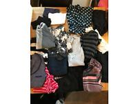 Maternity bundle size 8 next, New look and H&M