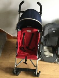 Maclaren Lightweight Stroller. Excellent condition.