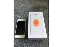 iPhone SE 64gb Rose Gold *unlocked*