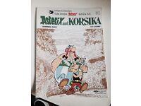 Asterix auf Korsika - excellent state!