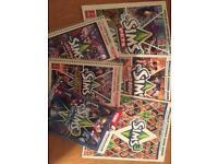Sims 3 books