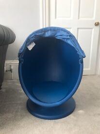 Ikea lomsk swivel chair