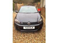 Volkswagen Golf GTD 2010 36,000 miles, new mot, FSH,