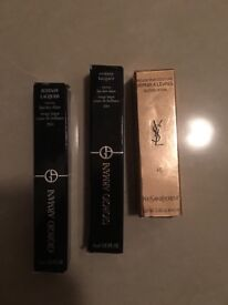 For sale Giorgio Armani ecstasy lacquer shades 500 and 200