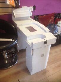 Nail Table & Chair Plus Machinery