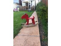 Ikea rocking reindeer