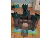 Emerald Toy Castle from Le Toy Van. £70 new. Selling for £20
