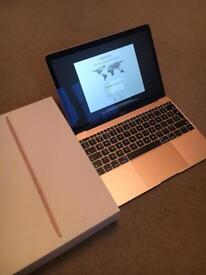 MacBook (2016) rose gold
