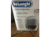 Dehumidifier-Delonghi £85.00