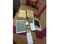Samsung galaxy Tab S SM-T700 pearl white 16GB WiFi only 10/10 condition Plus extras NO OFFERS