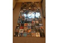 Mix of 112 hip hop, r&b, soul and jazz cd's