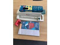 Rexel CB105 comb binder set