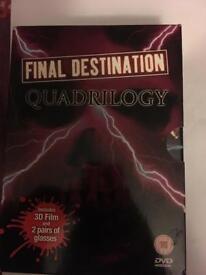 Final destination Box set