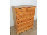 Heavy duty 6 drawer chest (Delivery)
