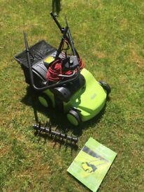 Lawn rake and scarifier Garden Gear