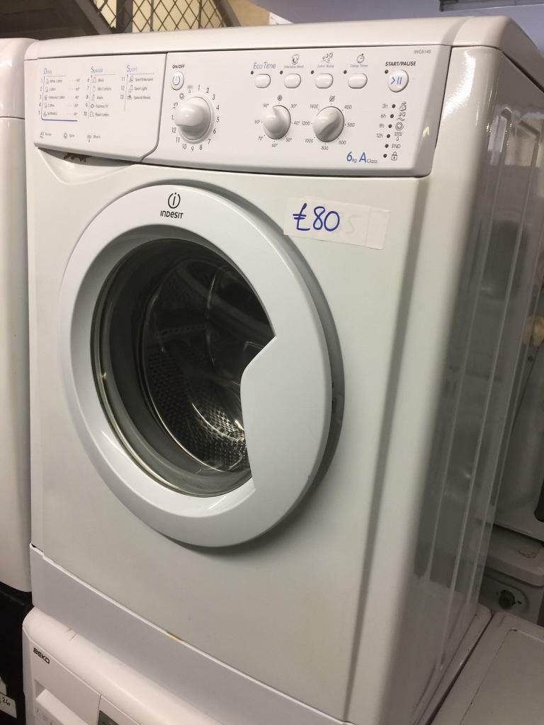 6KG INDESIT WASHER VERY CLEAN AND TIDY🌎🌎