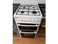 Beko Gas Cooker 50cm width.3 months warranty