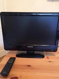 "19"" Phillips LCD HD Television"