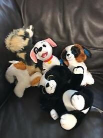 Dog teddies