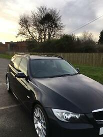 BMW 320d Tourer estate 2008 M Sport
