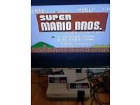 Nintendo NES & SUPER MARIO BROS & 2 CONTROLLERS £70
