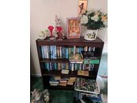 Books / Wooden Book Case / Cabinet