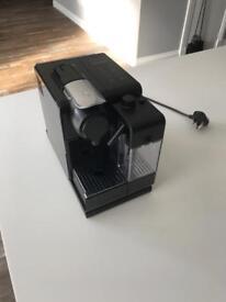 Nespresso DeLonghi Lattissima Coffee Machine