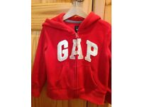 GAP zipper