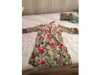 Khaadi Kurta dress shirt size 8 10 12