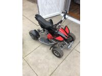 Mini quad / mini moto