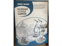 Mont Blanc Hi Mount 3 Cycle Bike Carrier
