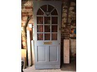 Front Door with Keys - 202cm x 81cm