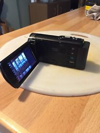 Sony camrecorder Used but great condition