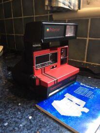 Polaroid 645CL Camera