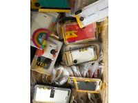 BASEUS IPHONE / SAMSUNG ACCESSORIES / CASES / CAR CHARGER - JOBLOT WHOLESALE EBAY AMAZON MARKET