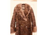 Vintage coat mor