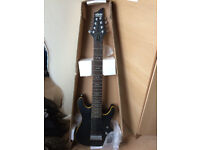 schecter omen 8 active black