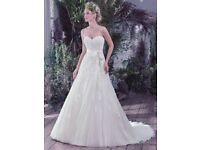1f91a048eab Maggie sottero wedding dress size 16