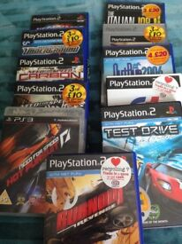 Various games and dvds for sale £1 each or will sell as a job lot buyer collects