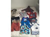 Big bundle 9-12 12-18 boys cloths