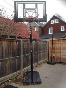 Used cheap adjustable basketball net(urgent!)